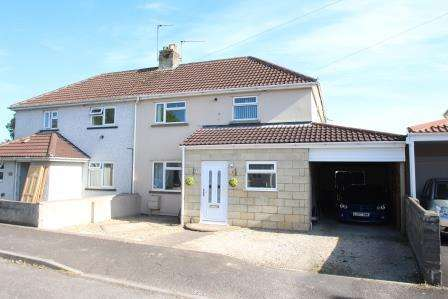 4 Bedrooms Semi Detached House for sale in Paulton, Bristol BS39
