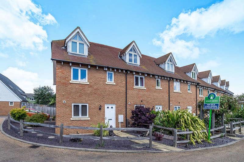 4 Bedrooms Property for sale in Branta Fields, Hoo, Rochester, ME3