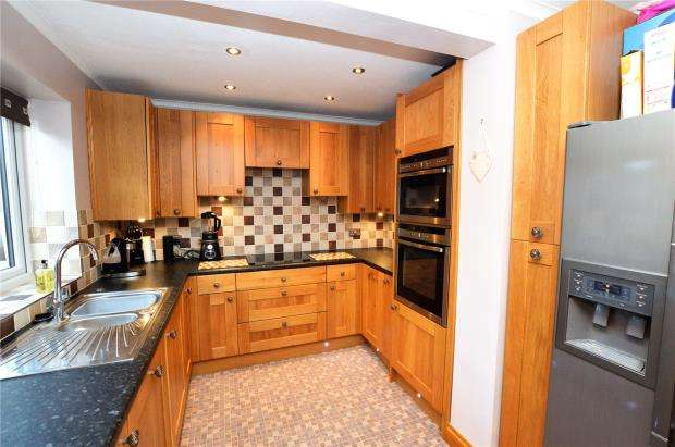 4 Bedrooms Terraced House for sale in Langstone Drive, Exmouth, Devon
