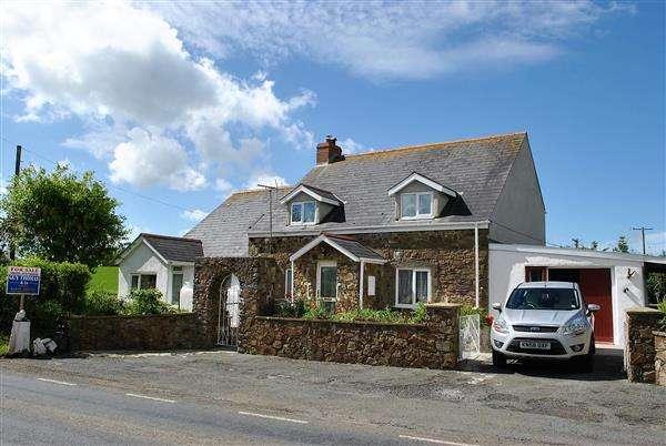 7 Bedrooms Bungalow for sale in Westfield Cottage, Pembroke Road, Sardis, Nr Haverfordwest