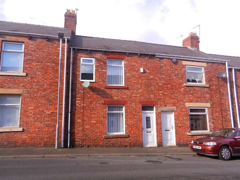 3 Bedrooms Terraced House for sale in Roseberry Street, Stanley
