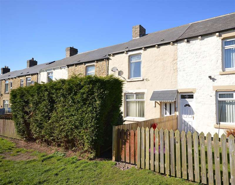 2 Bedrooms Terraced House for sale in St Edmunds Terrace, Dipton