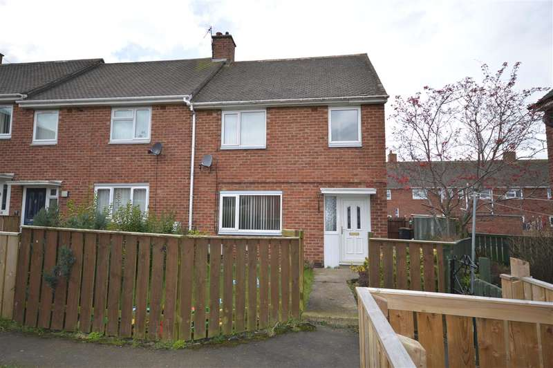 3 Bedrooms Link Detached House for sale in Frosterley Gardens, Stanley