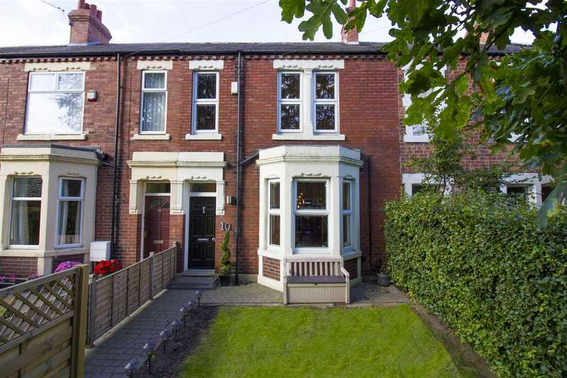 3 Bedrooms Terraced House for sale in Oakfield Terrace, Forest Hall, Newcastle Upon Tyne