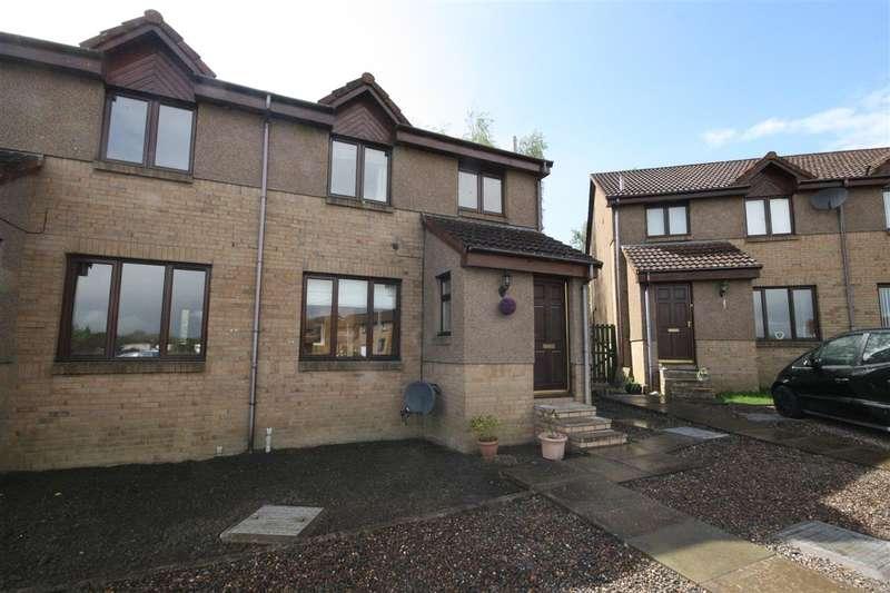3 Bedrooms Semi Detached House for sale in Epworth Gardens, Falkirk