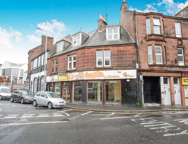 2 Bedrooms Flat for sale in Nith Place, Dumfries, DG1