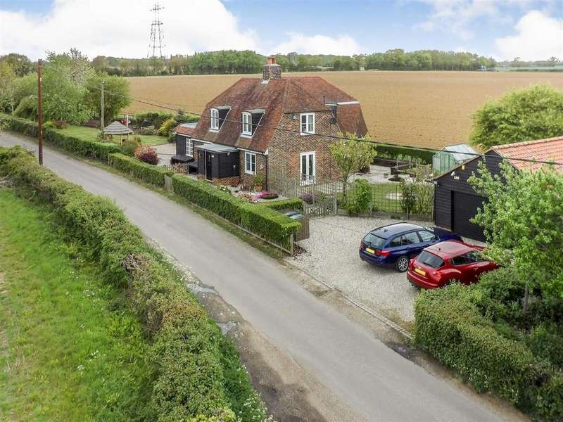 4 Bedrooms Detached House for sale in Waltham Road, Terling