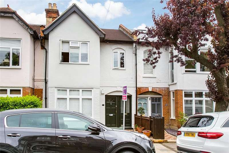 4 Bedrooms Flat for sale in Cowley Road, London