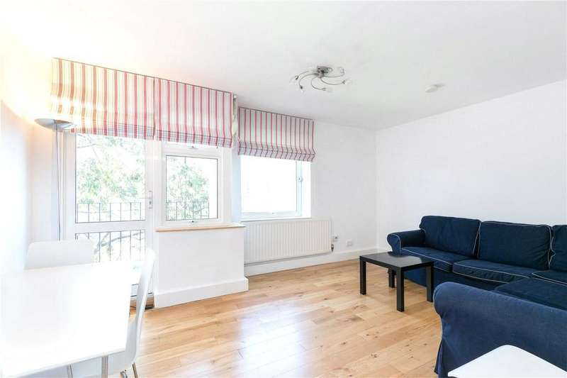 2 Bedrooms Flat for sale in Mornington Street, Camden, London