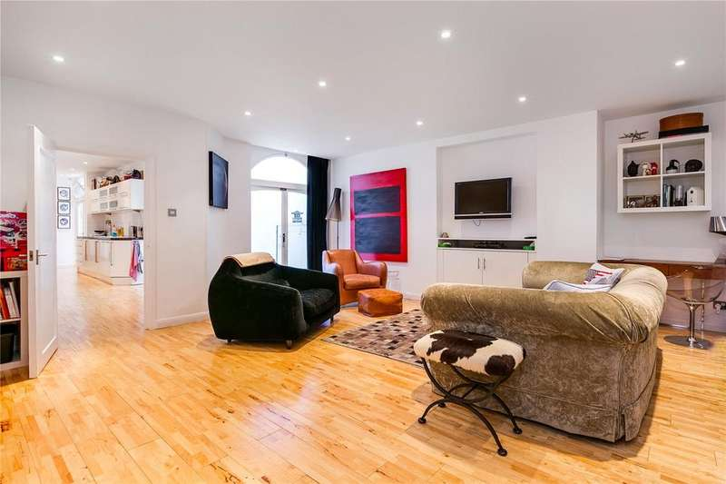 2 Bedrooms Flat for sale in Queen's Gate Terrace, South Kensington, London