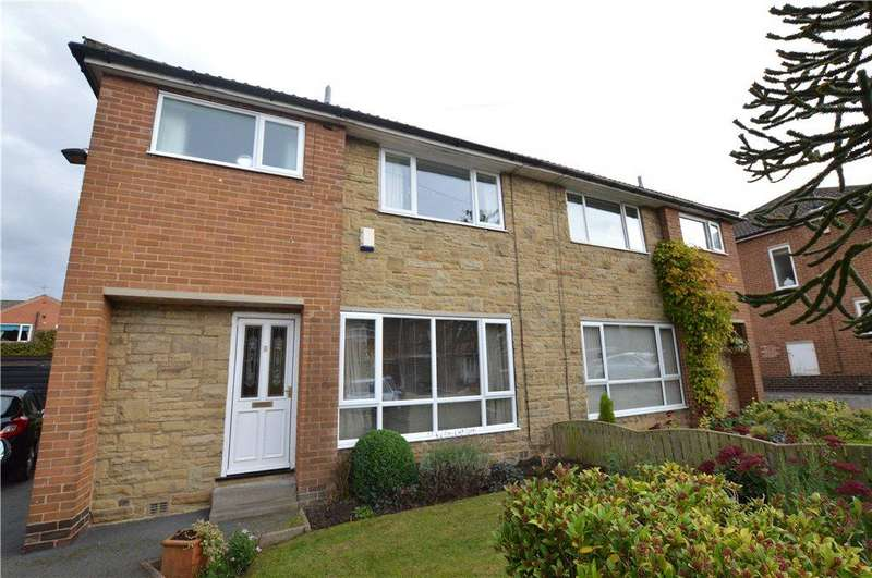 3 Bedrooms Semi Detached House for sale in Finkin Croft, Stanley, Wakefield, West Yorkshire
