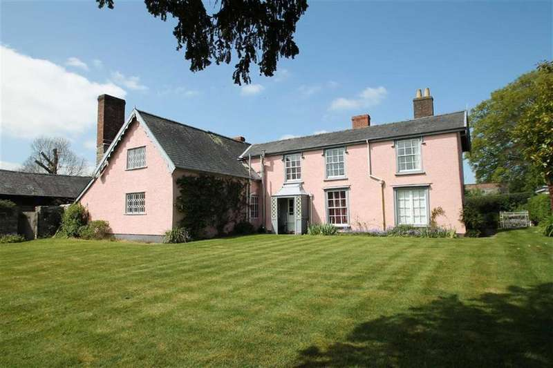 5 Bedrooms Detached House for sale in The Square, Clun, Craven Arms