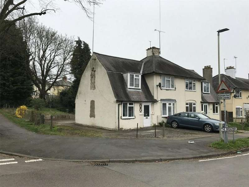 3 Bedrooms Detached House for sale in The Broadway, MARKET HARBOROUGH, Leicestershire