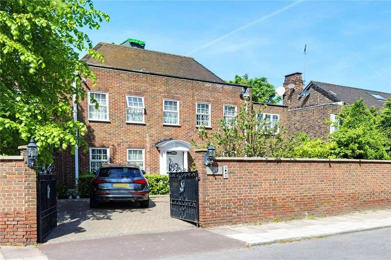 6 Bedrooms House for sale in Middle Field, St John's Wood, London, NW8