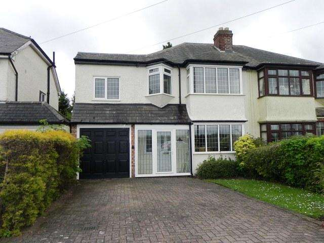5 Bedrooms Semi Detached House for sale in Lindridge Road,Sutton Coldfield,