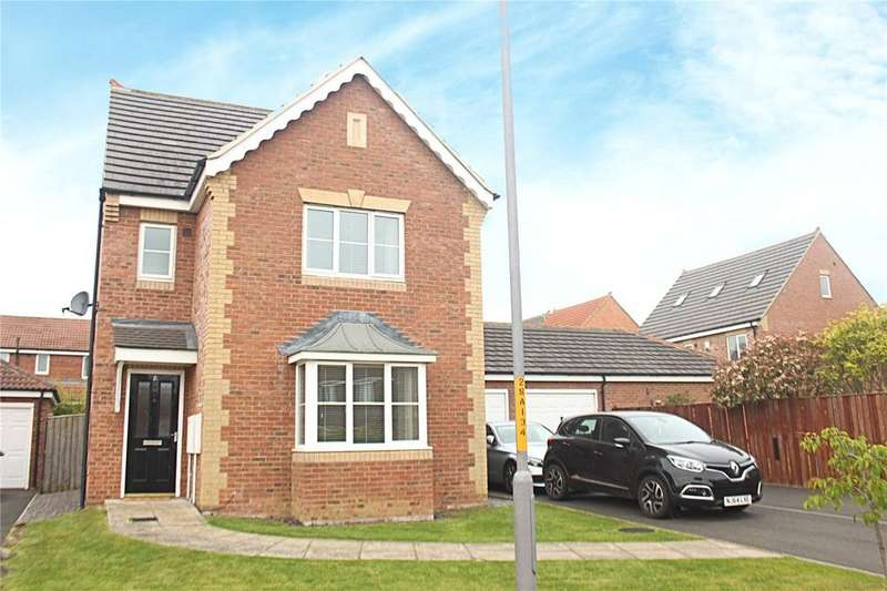 4 Bedrooms Detached House for sale in Apsley Way, Ingleby Barwick