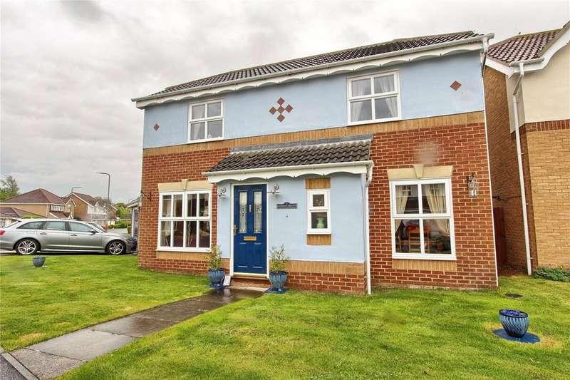 3 Bedrooms Detached House for sale in Bonington Crescent, Billingham
