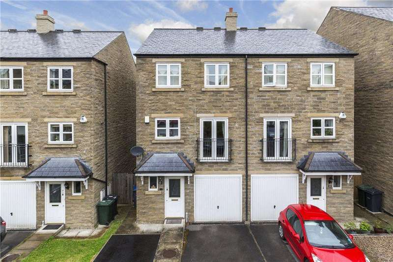 4 Bedrooms Semi Detached House for sale in Low Beck, Ilkley, West Yorkshire