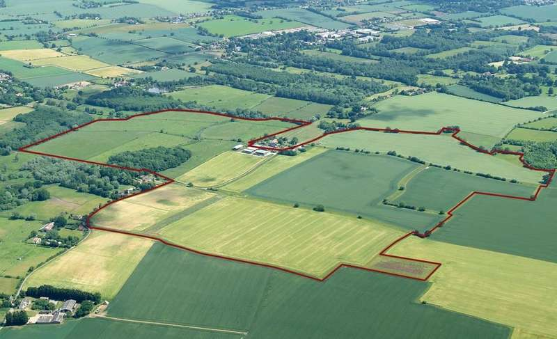 Land Commercial for sale in Lot 1, Dashes Farm