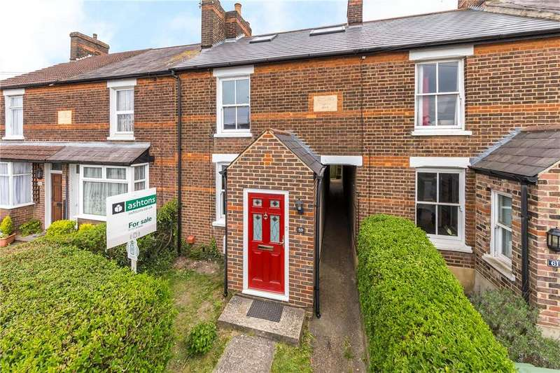 4 Bedrooms Terraced House for sale in Radlett Road, Frogmore, St. Albans, Hertfordshire