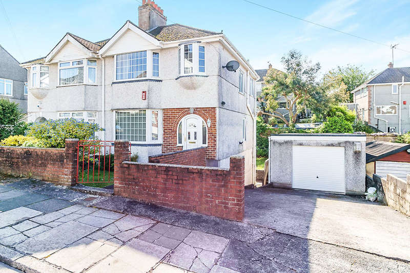 3 Bedrooms Semi Detached House for sale in Fredington Grove, Plymouth, PL2