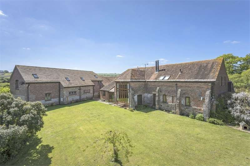 4 Bedrooms Detached House for sale in West Fossil, DORCHESTER, Dorset