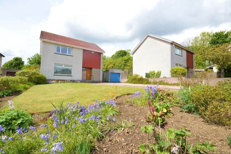 3 Bedrooms Detached House for sale in Mellerstain Road, Kirkcaldy, KY2