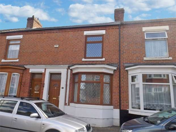 2 Bedrooms Terraced House for sale in Roker Terrace, Stockton-on-Tees, Durham