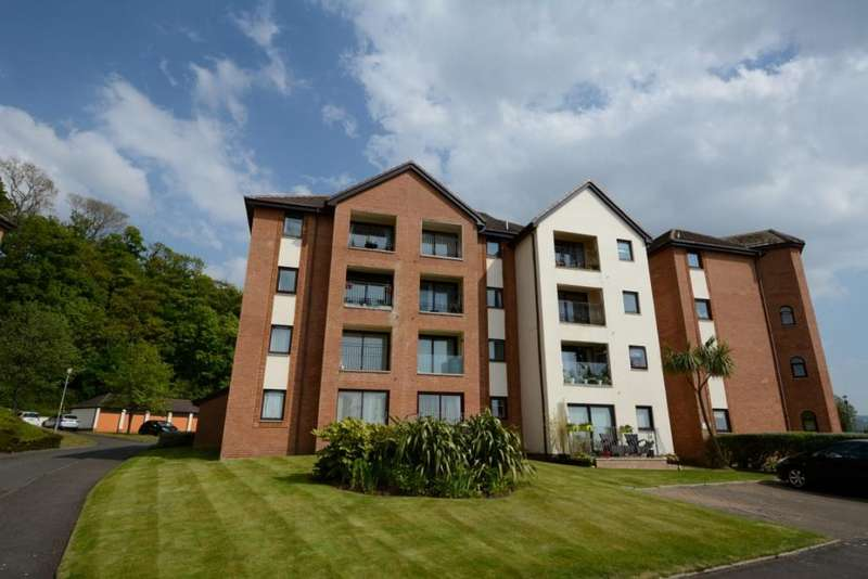 2 Bedrooms Apartment Flat for sale in 10 Underbank, Largs, KA30 8SS