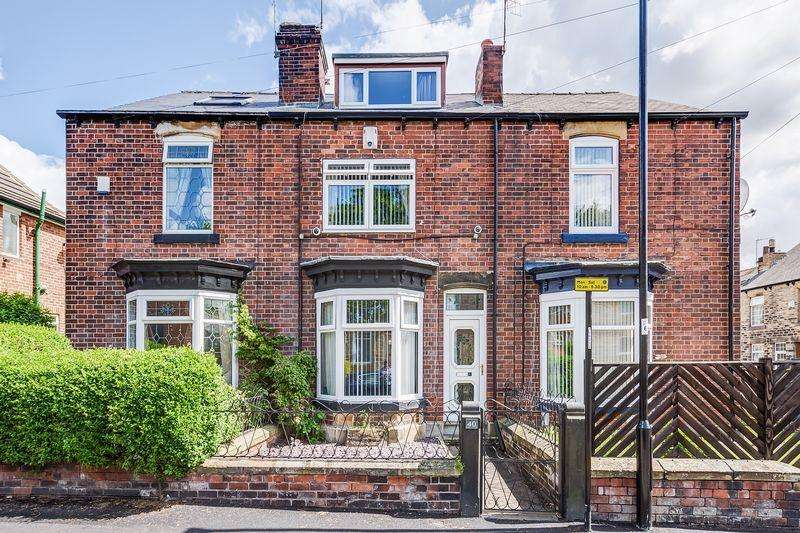 3 Bedrooms Terraced House for sale in Park View Road, Hillsborough, Sheffield, S6 2AU