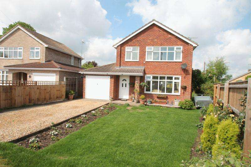 3 Bedrooms Detached House for sale in Campbells Close, Spalding