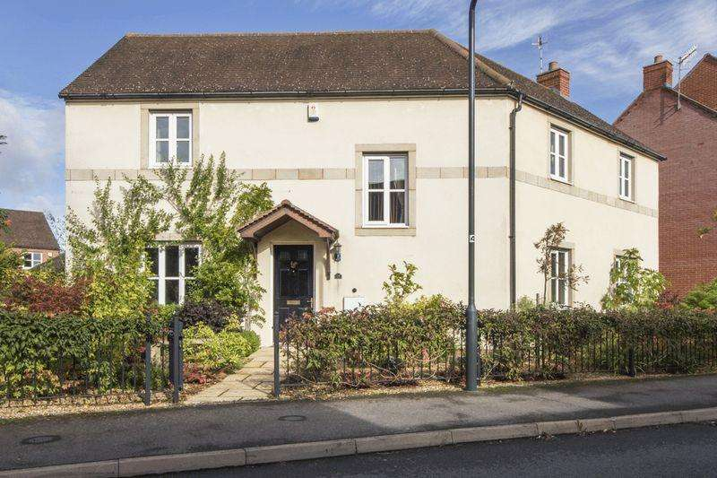 4 Bedrooms Detached House for sale in Stratford-upon-Avon, Warwickshire