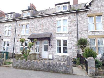 4 Bedrooms Terraced House for sale in Rhiw Bank Terrace, Colwyn Bay, Conwy, LL29