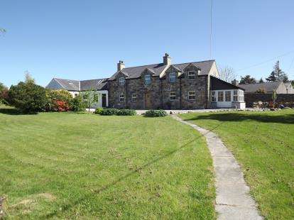 4 Bedrooms Detached House for sale in Nebo, Caernarfon, Gwynedd, LL54