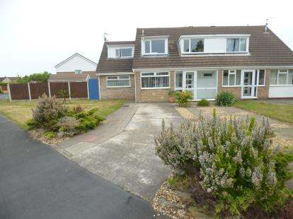 4 Bedrooms Semi Detached House for sale in Harington Green, Formby, Merseyside, England, L37