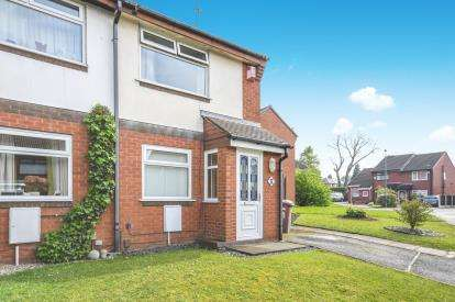 2 Bedrooms Semi Detached House for sale in Hopkins Close, St. Helens, Merseyside, WA10