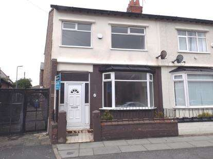 3 Bedrooms End Of Terrace House for sale in Regina Road, Liverpool, Merseyside, L9