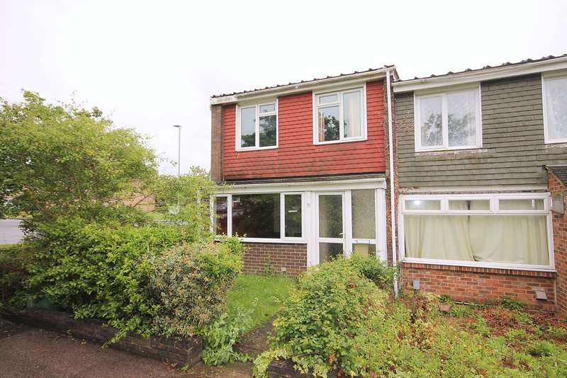 3 Bedrooms End Of Terrace House for sale in Applecross Walk, Bedford, MK41