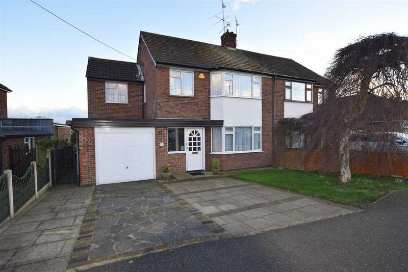 4 Bedrooms Semi Detached House for sale in Washington Road, Maldon