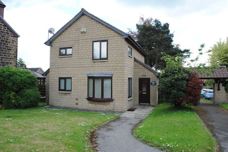 3 Bedrooms Detached House for sale in Gorseland Court, Wickersley