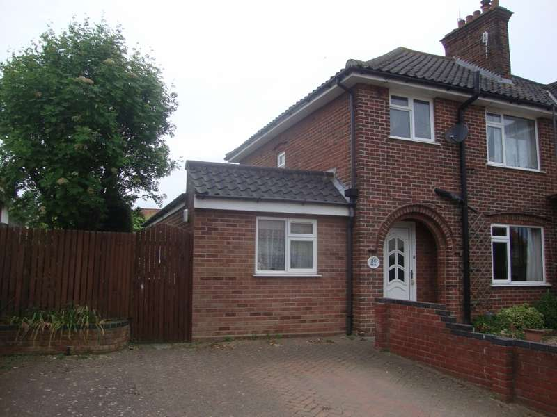 4 Bedrooms Semi Detached House for sale in Sheringham