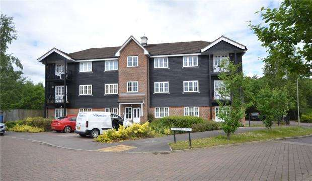 2 Bedrooms Apartment Flat for sale in Worldham House, Twyford Close, Elvetham Heath