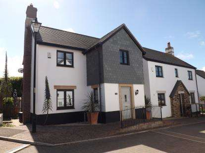 4 Bedrooms Semi Detached House for sale in Cubert, Newquay, Cornwall
