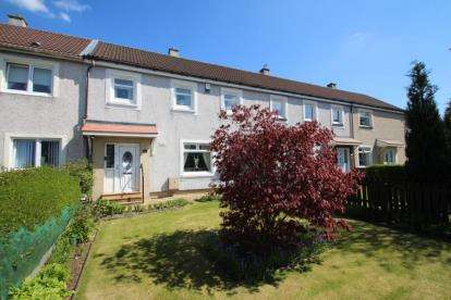 3 Bedrooms Terraced House for sale in Loch View, Caldercruix, Airdrie, North Lanarkshire