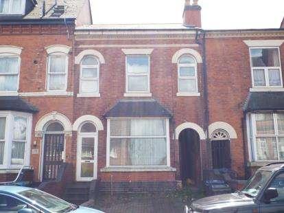 3 Bedrooms Terraced House for sale in Albert Road, Aston, Birmingham, West Midlands