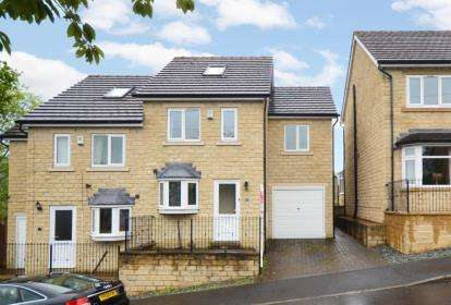 3 Bedrooms Semi Detached House for sale in Hollins Lane, Sheffield, South Yorkshire
