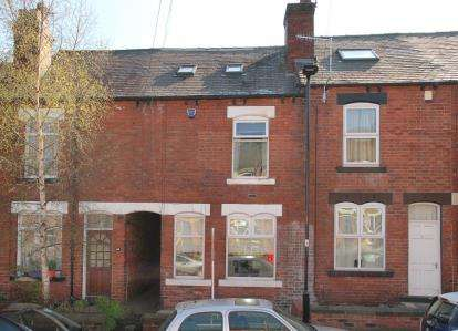 3 Bedrooms End Of Terrace House for sale in Blair Athol Road, Sheffield, South Yorkshire