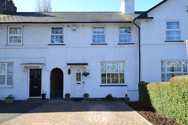 2 Bedrooms Terraced House for sale in Witherford Way, Bournville Village Trust, Selly Oak