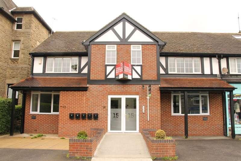 2 Bedrooms Flat for sale in Knaresborough Road, Harrogate, HG2 7SR