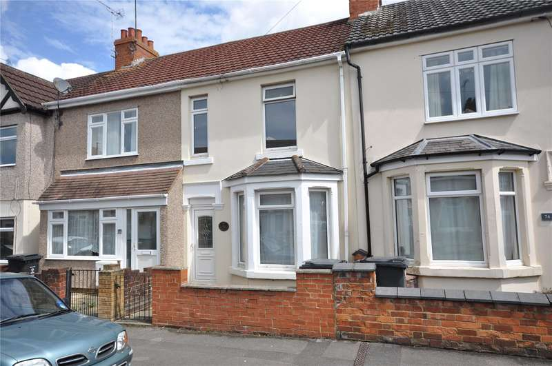 3 Bedrooms Terraced House for sale in Montagu Street, Rodbourne, Swindon, Wiltshire, SN2